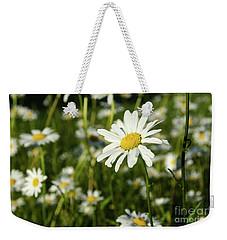 Weekender Tote Bag featuring the photograph Summer Beauty by Kennerth and Birgitta Kullman