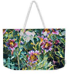 Summer Blossoms Weekender Tote Bag