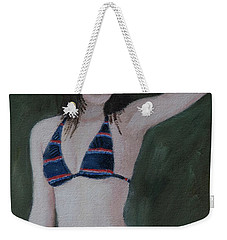 Summer Break Weekender Tote Bag