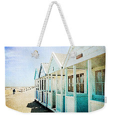 Weekender Tote Bag featuring the photograph Summer Breeze by Anne Kotan