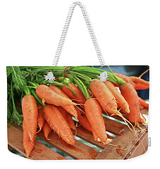 Summer Carrots Weekender Tote Bag