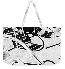 Summer Chair Pattern Weekender Tote Bag