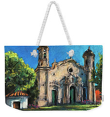 Summer Church Weekender Tote Bag