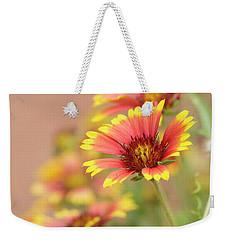 Summer Daisies Weekender Tote Bag