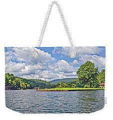 Summer Day At The Lake Weekender Tote Bag