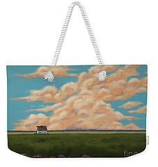 Summer Daydream Weekender Tote Bag by Billinda Brandli DeVillez