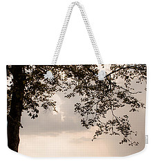 Weekender Tote Bag featuring the photograph Summer Days On The Horizon by Parker Cunningham