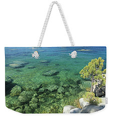 Weekender Tote Bag featuring the photograph Summer Days  by Sean Sarsfield