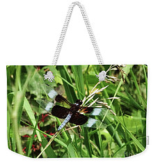 Summer Dragons Weekender Tote Bag