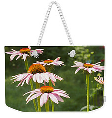 Summer Echinacea I Weekender Tote Bag by Marianne Campolongo