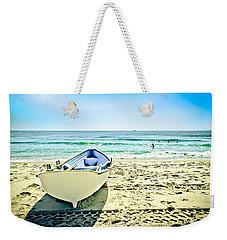 Summer Escape Weekender Tote Bag by Colleen Kammerer