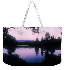 Summer Evening In New Hampshire Weekender Tote Bag