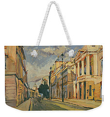 Summer Evening Pall Mall London Weekender Tote Bag