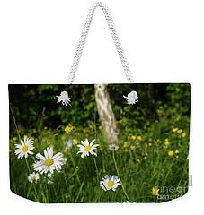 Weekender Tote Bag featuring the photograph Summer Feeling by Kennerth and Birgitta Kullman