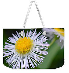 Summer Flower Weekender Tote Bag