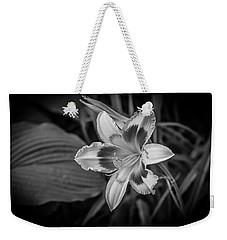 Summer Flower Weekender Tote Bag by Ray Congrove