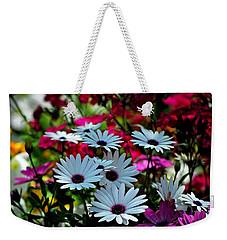 Summer Flowers Weekender Tote Bag by Robert Meanor