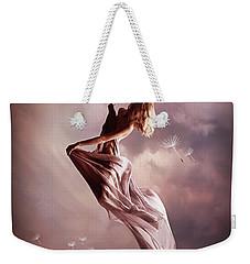 Summer Fly Weekender Tote Bag