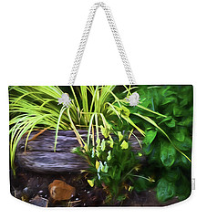 Summer Garden 2 Weekender Tote Bag