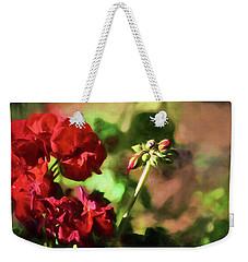 Summer Garden 3 Weekender Tote Bag