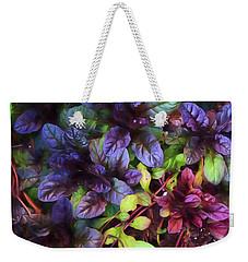 Summer Garden 5 Weekender Tote Bag