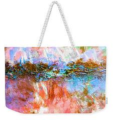 Summer Hues Weekender Tote Bag