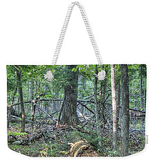 Summer In A Canadian Forest Weekender Tote Bag