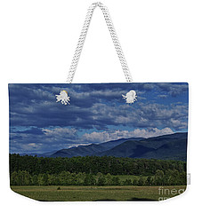 Weekender Tote Bag featuring the photograph Summer In Cades Cove by Douglas Stucky