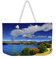 Summer In Central Weekender Tote Bag