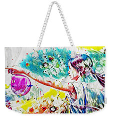 Summer In China Weekender Tote Bag