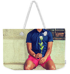 Summer In City Weekender Tote Bag