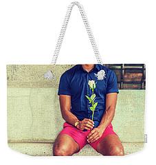 Summer In City Weekender Tote Bag
