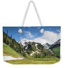 Summer In Olympic National Park Weekender Tote Bag