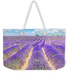 Summer In Provence Weekender Tote Bag by Anastasy Yarmolovich