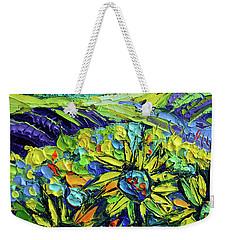 Summer In Provence Weekender Tote Bag