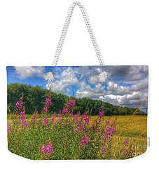 Summer In The Country Weekender Tote Bag
