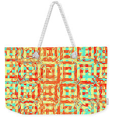 Summer Joy 3 Weekender Tote Bag