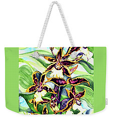 Summer Joy Weekender Tote Bag