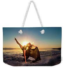Summer Kicks Weekender Tote Bag