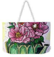 Summer Kitchen Weekender Tote Bag