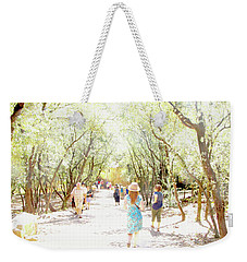 Summer Light Provence Weekender Tote Bag