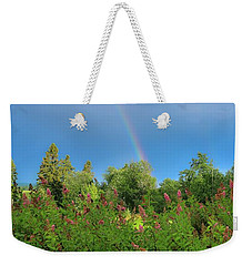 Weekender Tote Bag featuring the photograph Summer Light by Rose-Marie Karlsen