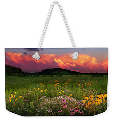 Summer Majesty Weekender Tote Bag