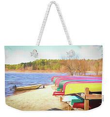 Summer Memories Weekender Tote Bag