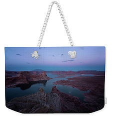Weekender Tote Bag featuring the photograph Summer Night by Edgars Erglis