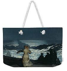 Summer Night Weekender Tote Bag