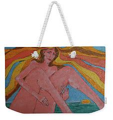 Summer Ocean Breeze  Weekender Tote Bag
