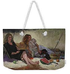 Summer Picnic Weekender Tote Bag