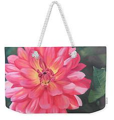 Summer Pinks Weekender Tote Bag