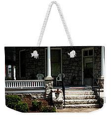 Summer Porch Weekender Tote Bag